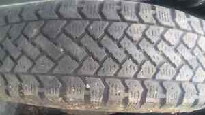 Selling winter tires!!  175/65 R14