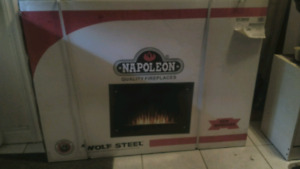 """Napoleon Tranquille 39"""" Electric Fireplace"""