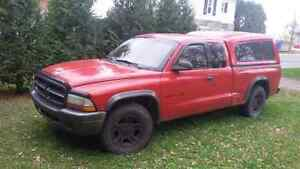2002 Dodge Dakota Camionnette