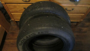 Tires  225/60/r17