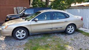 2001 Ford Taurus SE Sport Sedan