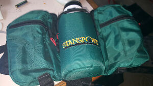 Stansport runners/hikers waist pack with bottle like new