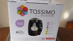 Tassimo T65 Deluxe Coffee Brewer