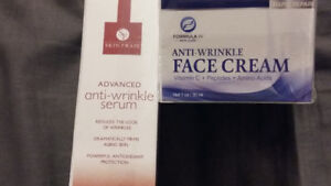 One for $50. Two for $75. Face cream.
