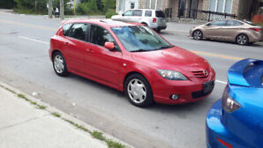 2006 Mazda Mazda3 Sport GT... LEATHER LOADED ...HATCHBACK