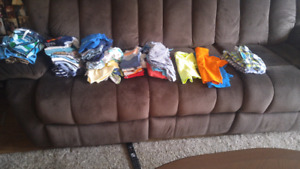 Summer boys size 6-12 month clothing lot