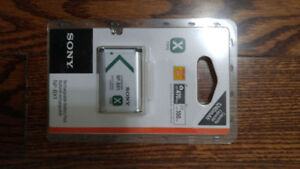 Brand New Sony NP-BX1 Battery