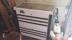 New mac box and assortment of tools for sale