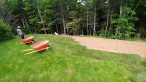 FREE QUOTES ON SODDING/SEEDING & ALL OTHER LANDSCAPING!!