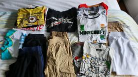Boys mixed bundle age 10-11