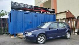 2002 Volkswagen Golf 2.0 GTi 5dr HATCHBACK Petrol Manual