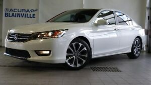 Honda Accord Sedan SPORT 4 CYL. 2013