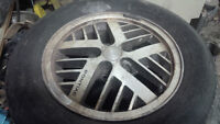 "14"" Alloy Rims for a Small Chev Car"