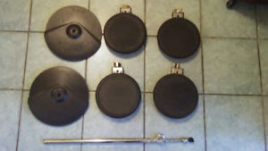 Roland Electronic Drum Trigger Pads PD-8 & CY-8