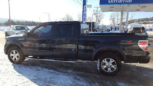 2009 Ford F-150 FX4 Camionnette 5.4L