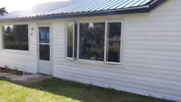 Siding, Soffit and Fascia
