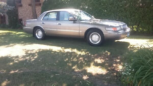 2001 Mercury Grand Marquis LS Berline