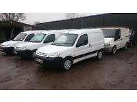 Citroen Berlingo 1.6HDi 2008,Only 100000 miles and 2 Owners From New,5 Available