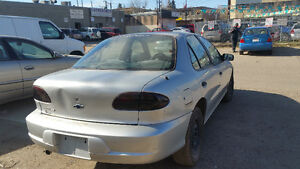 2001 Chev Cavalier  .. FOR PARTS OR SPEND $300 TO GET IT ON ROAD