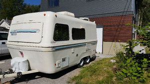 1992 bigfoot camper 19 foot