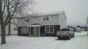 Duplex Available January 2019 - Close to UPEI & All Amenities