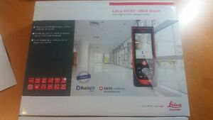 Leica D810 Touch Laser Distance Measure - one year old - $575.00