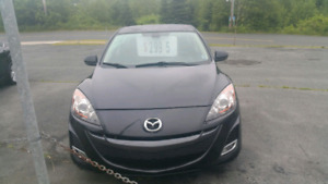 2012 Mazda 3 Great Deal