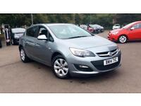 2014 Vauxhall Astra 1.6i 16V Design 5dr Manual Petrol Hatchback