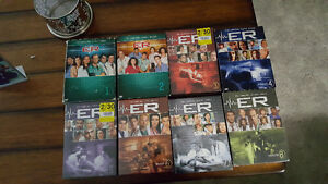 8 Seasons of ER for sale London Ontario image 1
