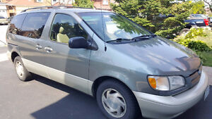 1998 Toyota Sienna LE Other