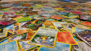 POKEMON CARDS -  customized lots, singles, and more!