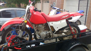 2001 XR200 with Ownership