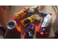 Nerf gunss