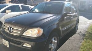 2004 Mercedes-Benz ML350 SUV, Crossover - Lubrico covered 2017