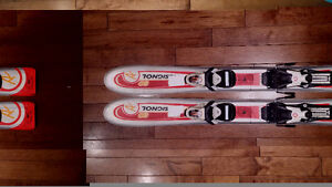 Rossignol Child Skis with bindings