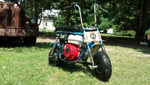 1960's Keystone ( Rupp ) Bike w/ NEW upgraded Honda GX160 engine