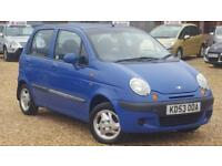 Daewoo Matiz 0.8 ( a/c ) SE+ - 5 DOOR - PX - SWAP - DELIVERY AVAILABLE