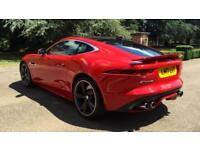 2017 Jaguar F-TYPE 5.0 Supercharged V8 R 2dr AWD Automatic Petrol Coupe