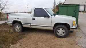 88 GMC Sierra 1500 z71 4x4 Cambridge Kitchener Area image 2