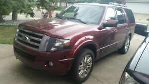 2012 Expedition Limited