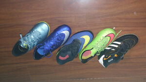 Boys Soccer Shoes! Outdoor and Indoor