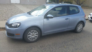 2012 Volkswagen Golf Coupe (2 door)