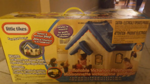 Little Tikes inflatable house