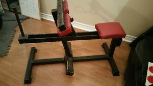 Seated Calf Raise home gym