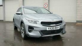 image for 2020 Kia Xceed 1.0T GDi ISG 3 5dr Hatchback petrol Manual