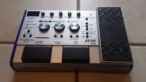 $100 Korg Pedal AX10G with Cables