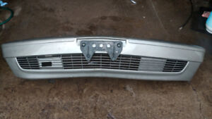 1981-1992 Mercedes-Benz W126 front and rear BUMPERS