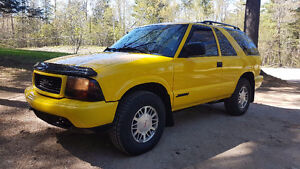 1999 GMC Jimmy Coupe (2 door)