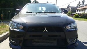 2009 Mitsubishi Evolution gsr 95000 km