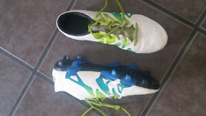 Adidas soccer cleats - size 8 men's